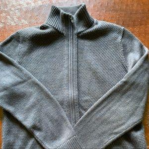 Men's Zip-up Sweater